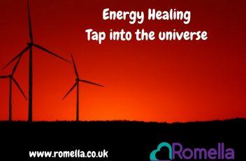 Energy HealingTap into the universe