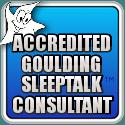 accredited Goulding sleeptalk consultant