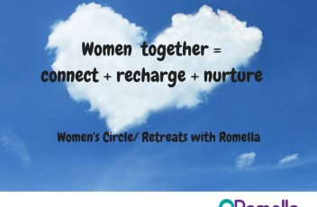 Women - together we're betterconnect - recharge - nurture