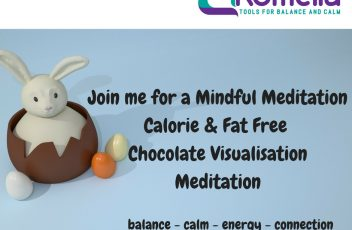 easter chocolate meditation