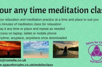 Mobile meditation class benefits and details2